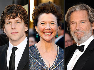 Oscar Losers Get Space Trip, Spa Vacations in Gift Bag: Report | Annette Bening, Jeff Bridges, Jesse Eisenberg