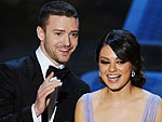 Mila & Justin Score One of the Top Oscar Moments | Justin Timberlake, Mila Kunis