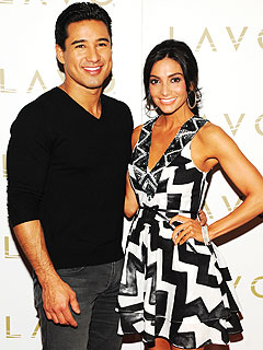 Mario Lopez Weds Courtney Mazza | Mario Lopez