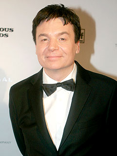 Mike Myers Married Kelly Tisdale Last Fall