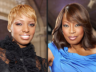 Star Jones Compares NeNe Leakes to a Wild Animal