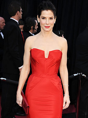 Sandra Bullock's Oscar Night: No Secrets and More Sleep This Year | Sandra Bullock