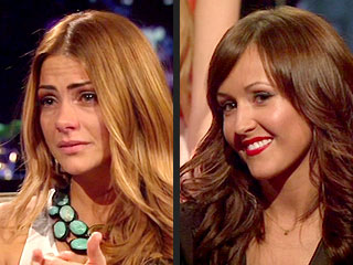The Bachelor Women Tell All - Michelle Money Cries and Ashley Hebert New Hair