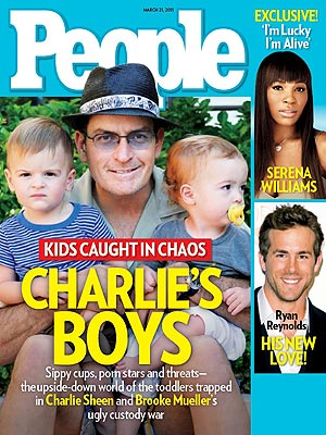 Charlie Sheen's Children: How They're Doing | Charlie Sheen