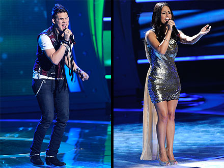 American Idol's Top 13 Perform