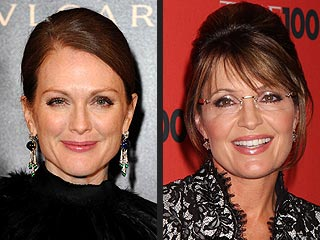 Julianne Moore to Play Sarah Palin in HBO Movie | Julianne Moore, Sarah Palin