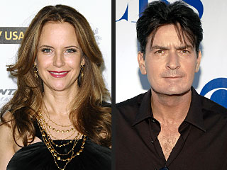 Kelly Preston: Deep Down, Charlie Sheen Is a Good Person | Charlie Sheen, Kelly Preston