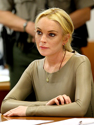 Lindsay Lohan Tested Positive for Alcohol After Rehab