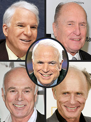 Who Should Play John McCain Opposite Julianne Moore?