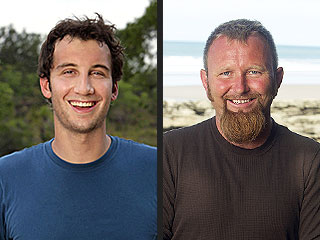 Survivor: Redemption Island - Russell Hatch, Rob Mariano