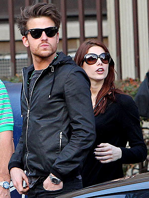 Ashley Greene, Jared Followill Already an Item?
