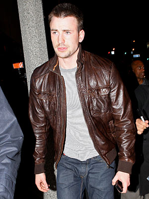 Chris Evans Gets Noticed by the Ladies (and Ashley Greene) in L.A.