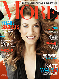 Kate Walsh Feels 'Like a Loser' for Not Having Kids | Kate Walsh