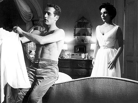 Paul Newman Paid Tribute to Elizabeth Taylor