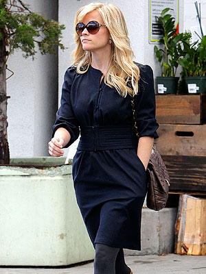Reese Witherspoon Celebrates 35th Birthday