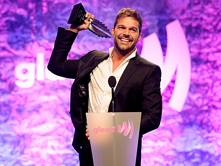 Ricky Martin: Coming Out Was Intense
