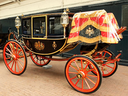 Kate Middleton's Wedding Day Carriage Revealed| Kate Middleton