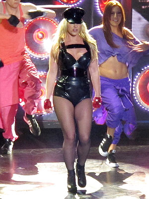 Britney Spears Wows the Crowd in Las Vegas | Britney Spears