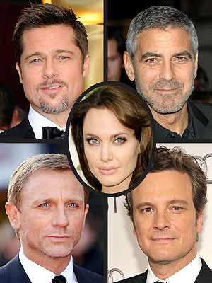 Angelina Jolie Is Cleopatra: Who Should Play Marc Antony?