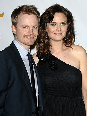 Emily Deschanel and David Hornsby Have a Son