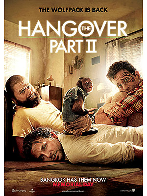 PHOTO: The Hangover Part II Poster Revealed