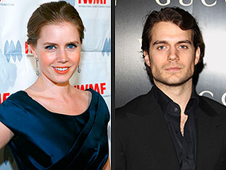 Amy Adams to Play Lois Lane in New Superman