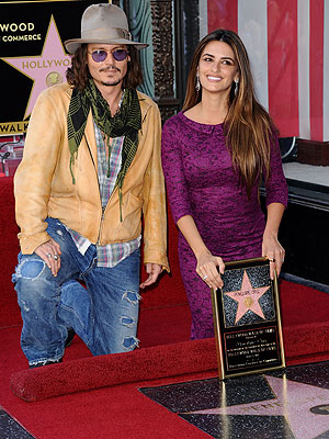 Johnny Depp Calls Penélope Cruz a 'Phenomenal Mommy'
