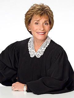 Judge Judy Leaves Hospital