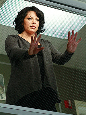 Sara Ramirez Is 'Amazing' in Grey's Musical Episode, Says Costar | Sara Ramirez