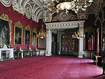 Take a Peek Inside Buckingham Palace