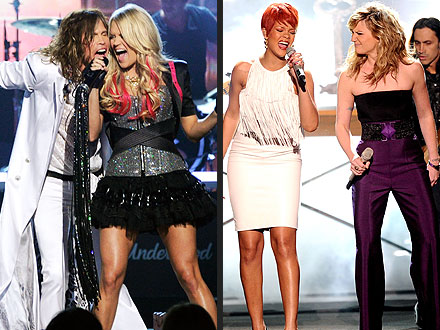 Taylor Swift, Carrie Underwood Among Academy of Country Music Awards' Best