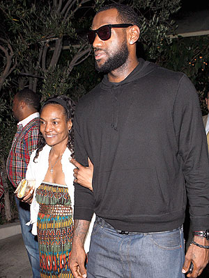 LeBron James's Mother Arrested in Miami