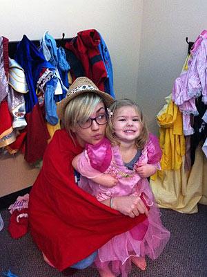 Jamie Lynn Spears's Twitter Photo of Daughter Maddie