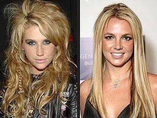 Ke$ha Wants to Skinny Dip with Britney Spears