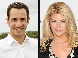 Helio Castroneves Says Kirstie Alley Is 'Fantastic' on Dancing