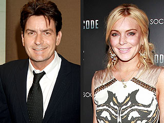 Lindsay Lohan: Charlie Sheen Makes Me L.O.L.