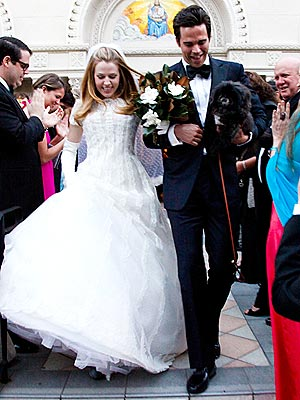 Katherine Heigl a Bridesmaid for David Walton Wedding