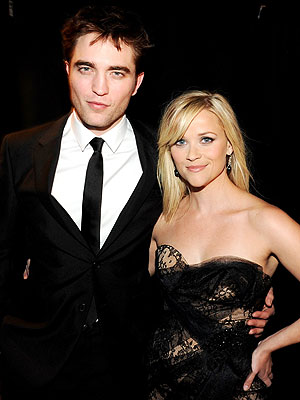 Reese Witherspoon Gets Back to Work with Robert Pattinson After  Her Wedding
