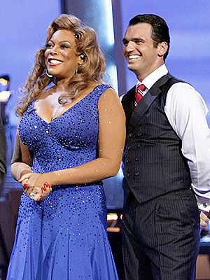 Dancing with the Stars Results - Wendy Williams