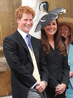 Kate Middleton, Prince Harry Rehearse the Wedding | Kate Middleton, Prince Harry