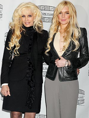 Is Lindsay Lohan Going to Play Victoria Gotti in a New Movie?