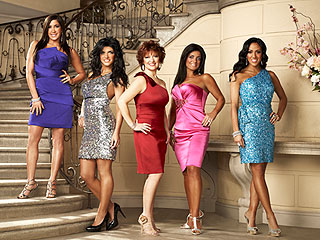 VIDEO: Real Housewives of New Jersey Returns with New Ladies!