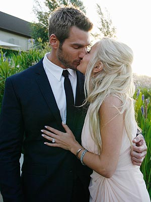 Brad Womack and Emily Maynard