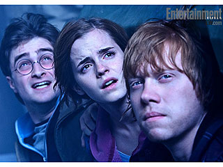 PHOTO: Scenes from the Final Harry Potter Movie