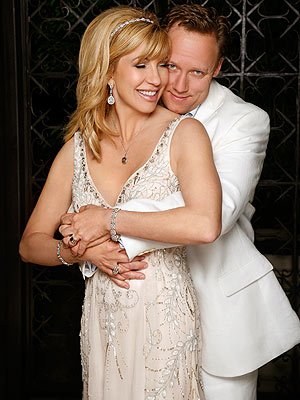 Leeza Gibbons Gets Married