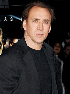 Nicolas Cage Gets Back to Work After Arrest | Nicolas Cage