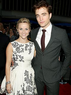 PHOTO: Reese Witherspoon Dazzles at First Post-Wedding Premiere | Reese Witherspoon, Robert Pattinson