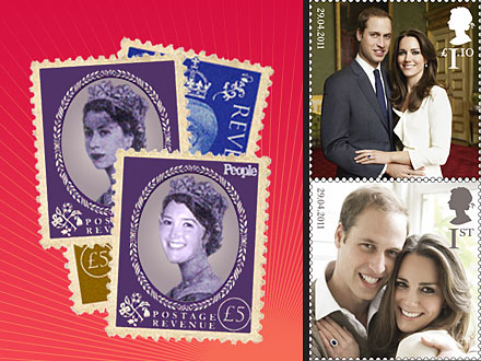 royal wedding stamps 2011. Got Royal Wedding Fever?