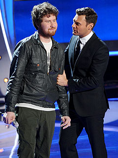 American Idol: Casey Abrams Is Eliminated