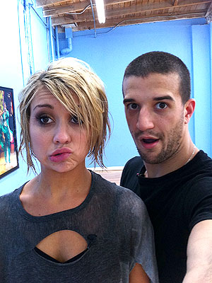 VIDEO: Chelsea Kane, Mark Ballas and Pia Toscano Sing 'Friday' | Chelsea Kane, Mark Ballas